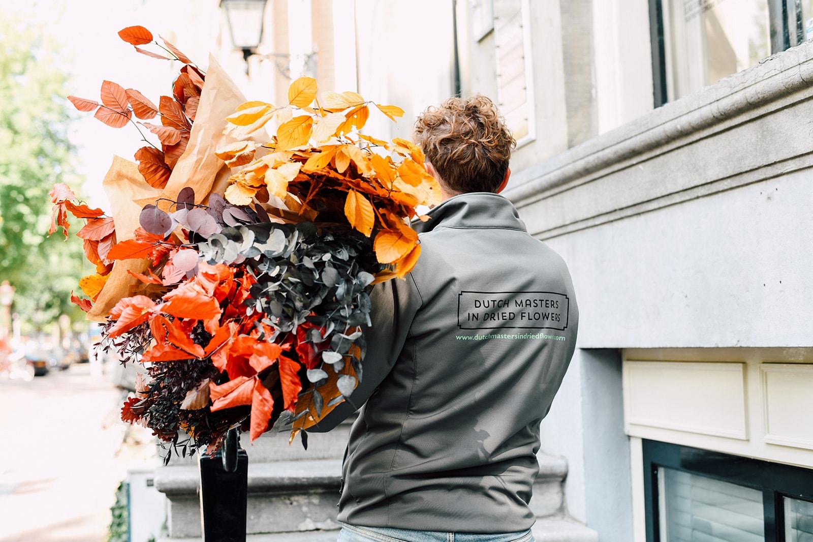 droogbloemen herfst
